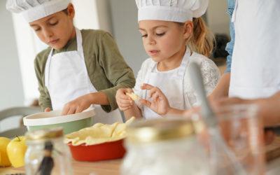 Avec Chef Bambino : Les enfants et si on mangeait des navets ?